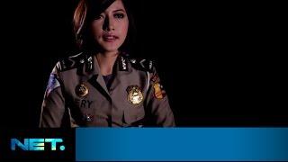 Bripda Lery Romina - Menolong Anggota Keluarga Tertinggal Di Rest Area | NET 86 | NetMediatama