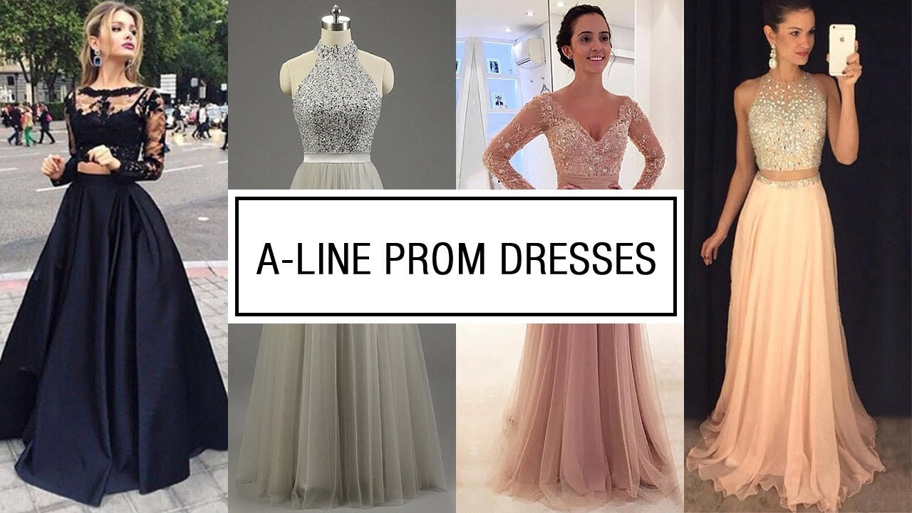 Buy Cheap A Line Prom Dresses 2018 Online