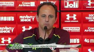 São Paulo aposta em Rogério Ceni para se reerguer