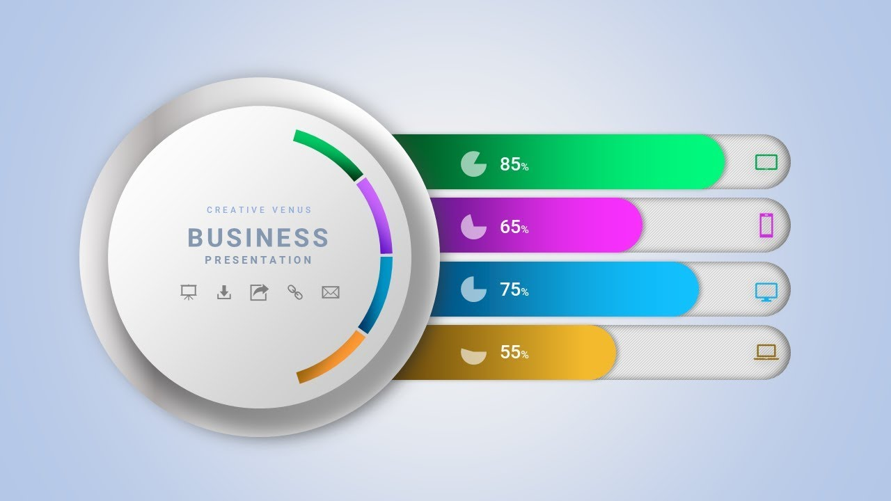 How To Design Business Workflow Diagram Infographic In
