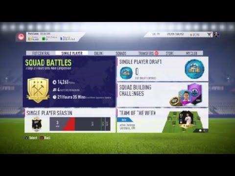 FIFA 18 FUT - Squad Battles 11 - Υπνοβατώντας... 3-2 (Professional)
