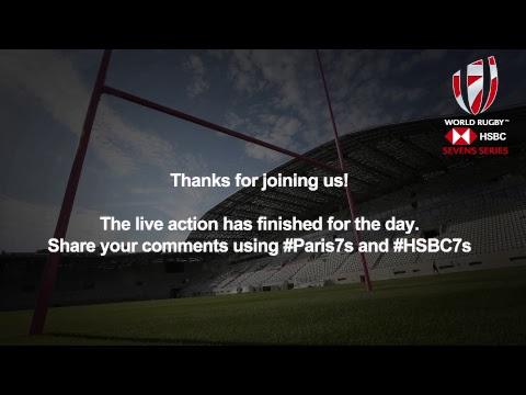 HSBC World Rugby Womens Sevens Paris