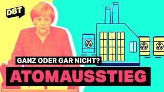 DBT01 Atomausstieg: Warum der Bundestag über 2 Uran-Fabriken streitet