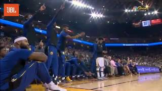 Sounds of the Game: Warriors vs Suns - 10/8/18