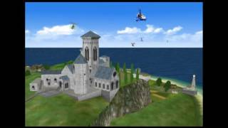 Night Play - Pilotwings 64 [Part 1]
