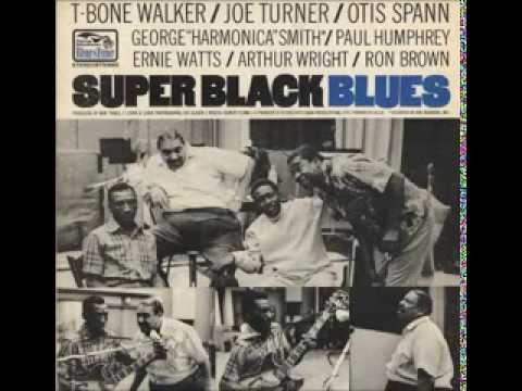 T-Bone Walker, Big Joe Turner, Otis Spann & George