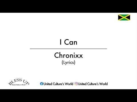 Chronixx - I Can (Lyrics)