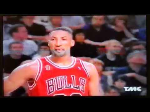 Scottie Pippen On Fire - 47 Punti vs Denver - 1996/97