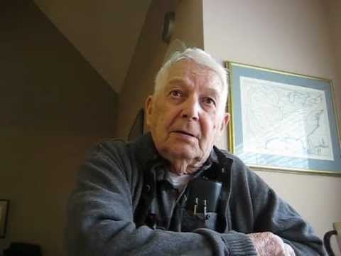 Lee Hazen's experience in WW2 as a B17 Aircrew member and POW in Germany