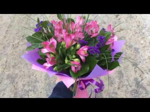 Букет цветов 137