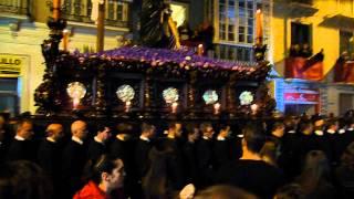 Procession de la semaine sainte a Malaga