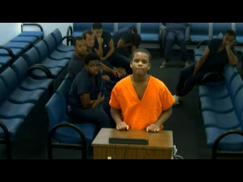 South Florida teen accused of going on crime spree throughout Broward County