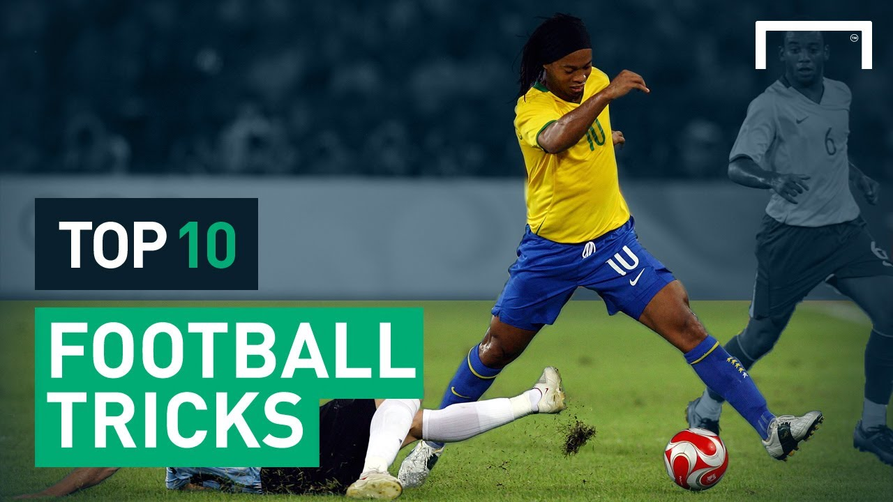 Top 10 Football Tricks  Youtube
