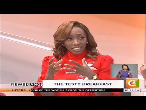 NEWS GANG | President and his deputy trade indirect stabs at prayer breakfast