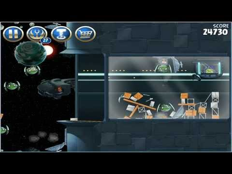 Angry Birds Star Wars 2 Gameplay [How to End Leia Mission 20 Final Boss Fight] Battle Of Naboo