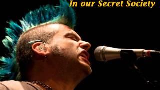 NOFX - Secret Society [Lyrics Video]