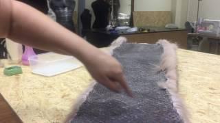 Урок 2. Перфорация и набивка песца.