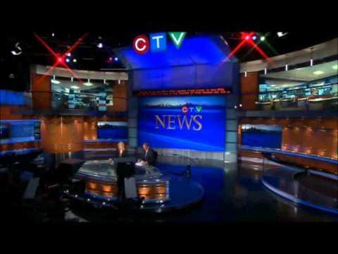 CFTO-TV: CTV News at 6 Open