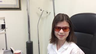 Vision Therapy works for 11 year old Eloise