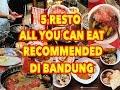 5 Resto All You Can Eat Murah di Bandung