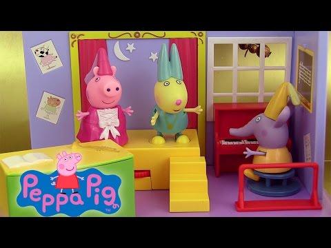 Peppa Pig's Dance Activity Playset Activité de danse Jouets en français