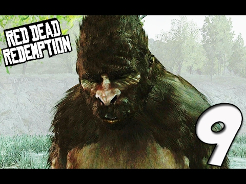 Red Dead Redemption Undead Nightmare | Part 9 - I KILLED HARAMBE (Xbox One)