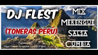 Download DJ Flest - Mix Merengue - Salsa - Cumbia (TONERAS PERÚ) Mp3 and Videos