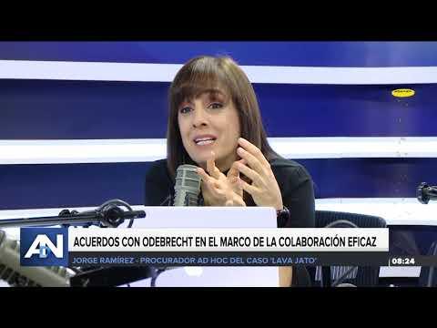 """Procuraduría: Pedro Chávarry no puede conocer el acuerdo con Odebrecht """"porque está bajo la reserva"""""""