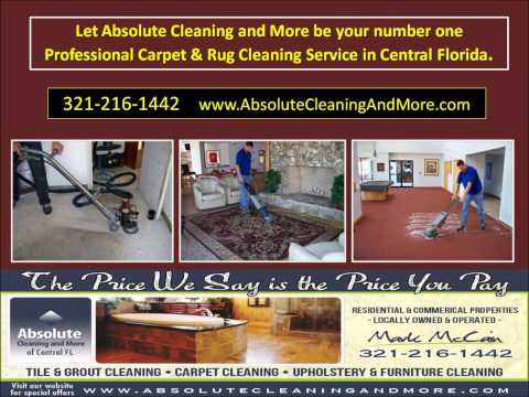 Deep Steam Carpet Cleaning & Stain Removal 321-216-1442 Apopka