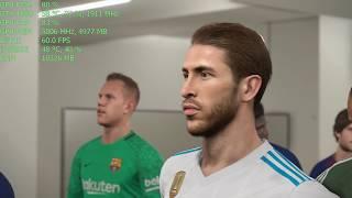 Pro Evolution Soccer 2018 4K Gameplay Ultra