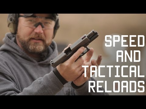 How to Perform Speed and Tactical Reloads | Shooting Training Techniques | Tactical Rifleman