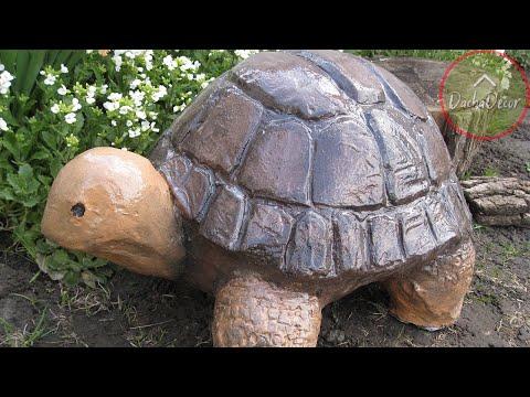 Как сделать черепаху своими руками