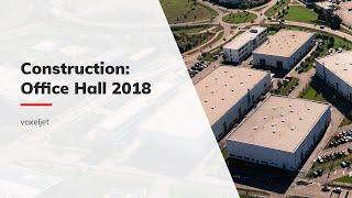 Construction Office Hall 2018