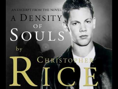 012 A Density of Souls by Christopher Rice