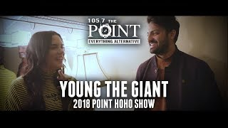 Young The Giant talk song a day writing process, streaming and the future