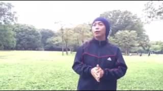 第2回まんぼ祭り 代々木公園 2016/8/28 現代美術家を迎えてのパフォー...