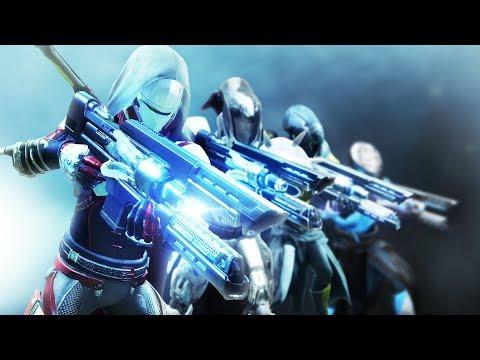Destiny 2 - Quad Coldheart Flawless!
