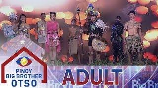 PBB OTSO Day 33: Housemates, ibinida ang kanilang probinsya sa Trashion Show