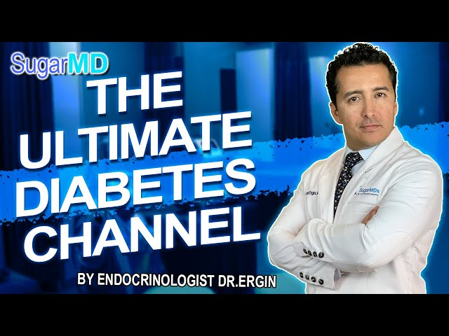 The First & Only Diabetes Channel created by an Endocrinologist(Diabetes Specialist)- SugarMD
