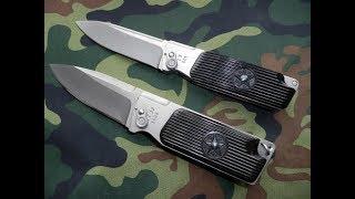 Новый складной нож А.Уракова