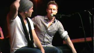 Michael Stagliano and Kirk DeWindt Bachelorette Q&A