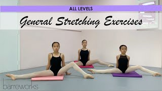 ALL LEVELS - General Stretching Exercises