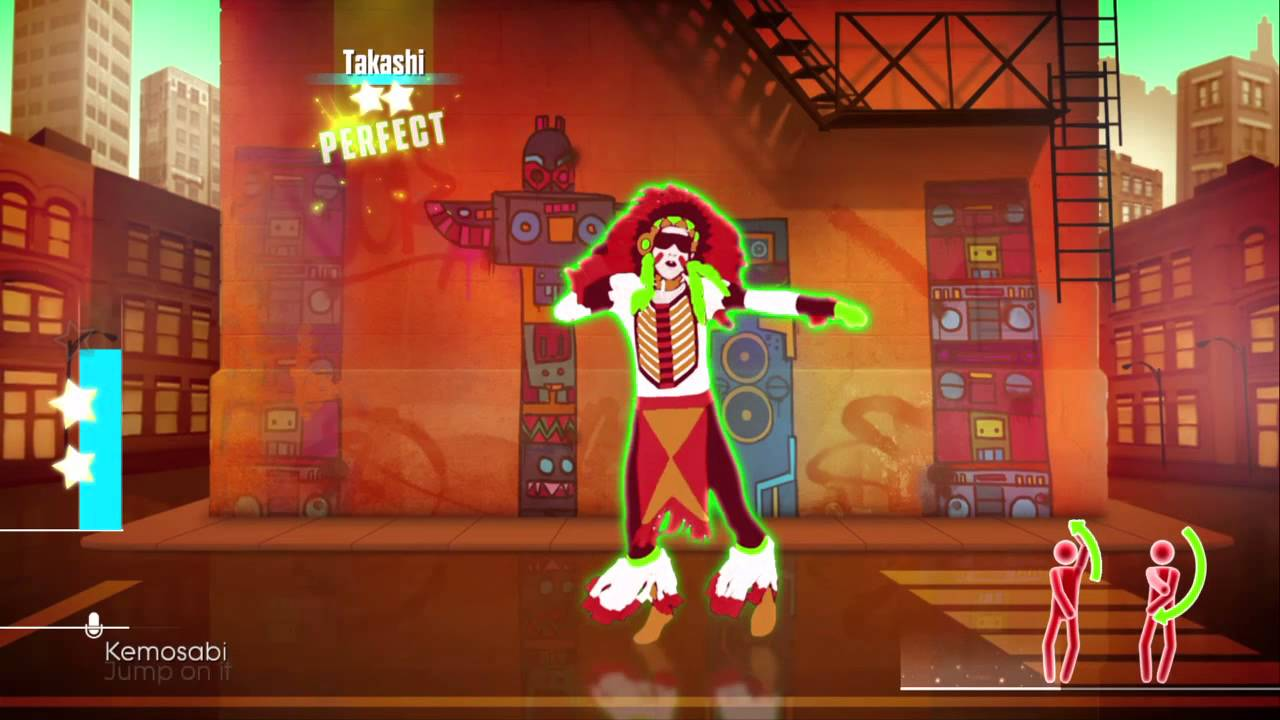just dance 2016 apache jump on it the sugarhill gang. Black Bedroom Furniture Sets. Home Design Ideas
