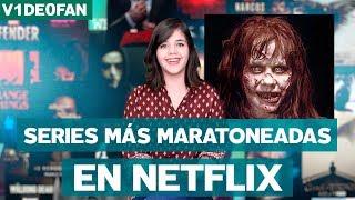 Series de Netflix más maratoneadas y películas de culto - #V1de0Fan con @susiavur