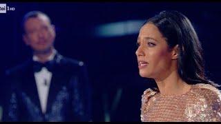 Sanremo 2020, Rula Jebreal, il discorso su e per le donne:
