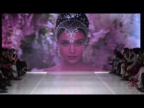 Nidal Couture at Los Angeles Fashion Week Presented by AHF LAFW