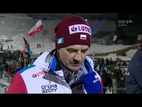 Horngacher potwierdza: będę nadal pracował w Polsce