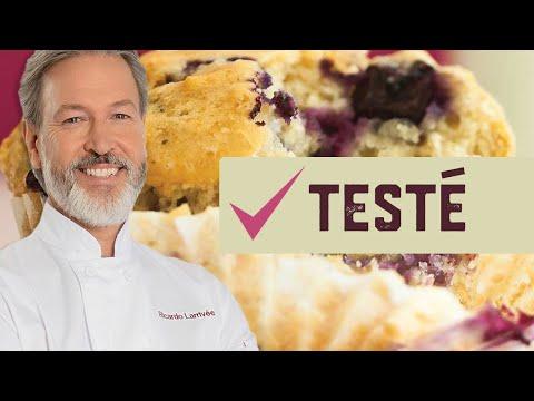 le-poutineur-a-essayé-la-recette-de-muffins-aux-bleuets-de-ricardo