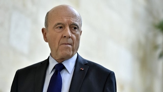 Former right wing candidate Alain Juppé   I will not stand in the presidential election
