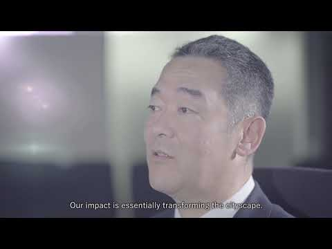 Tokyo Century Corporation Corporate Movie 2017